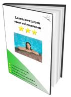 E-book Leren zwemmen voor volwassenen