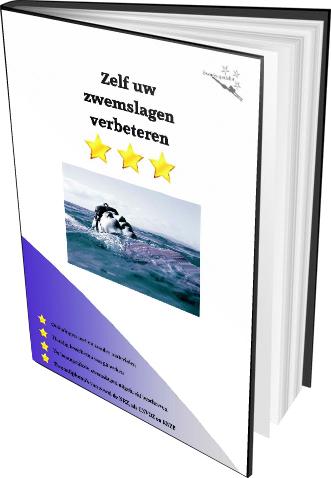 E-book Zelf uw zwemslagen verbeteren