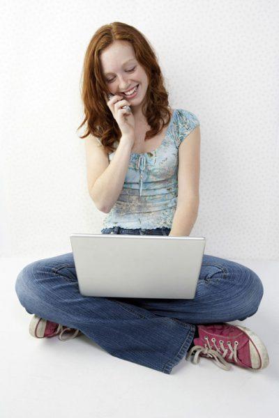 Begeleiding via advies per email